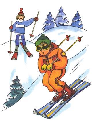 Картинки зимней одежды для детей раскраски
