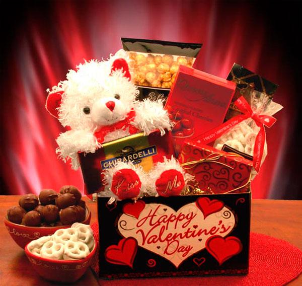 Подарки на день валентина