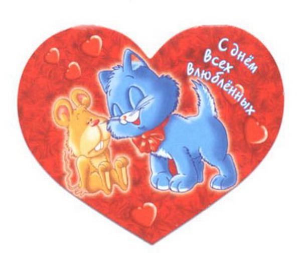 Валентинки: картинки, открытки, сердечки. Картинки ко Дню Всех