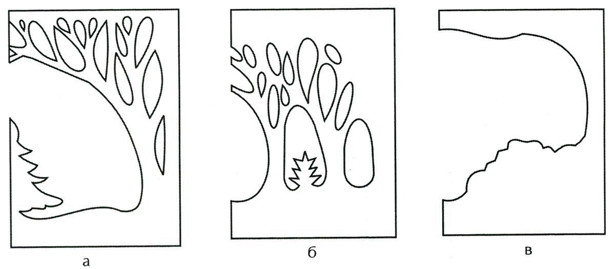 Из бумаги своими руками схемы шаблоны для детей 35