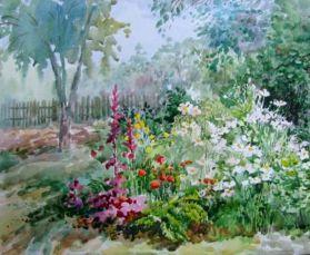 Работы на огороде и в саду в августе
